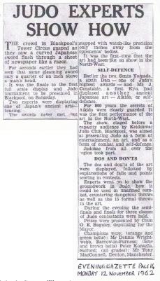 Evening Gazette 12-11-1962