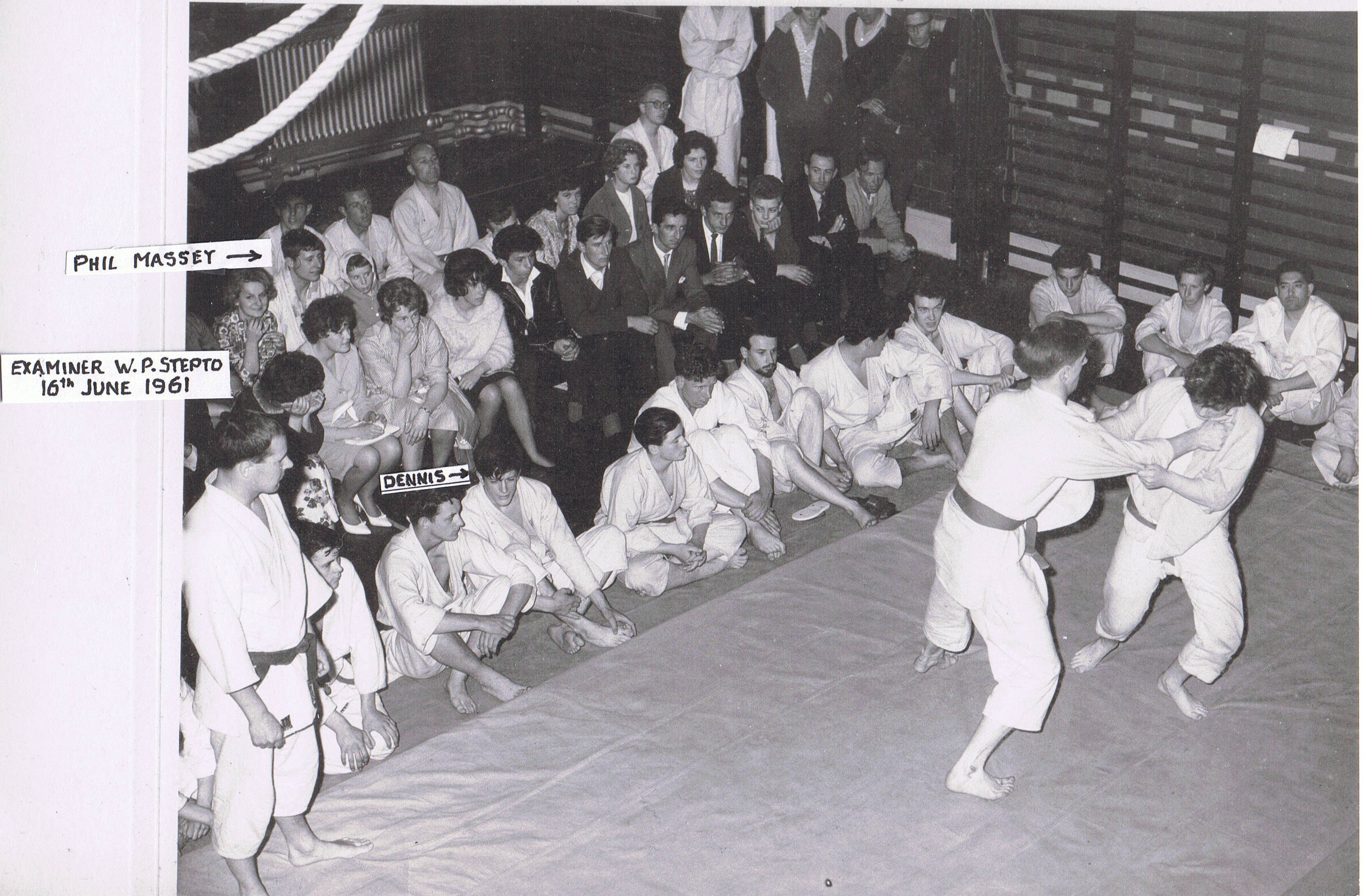 16th June 1961 Grading
